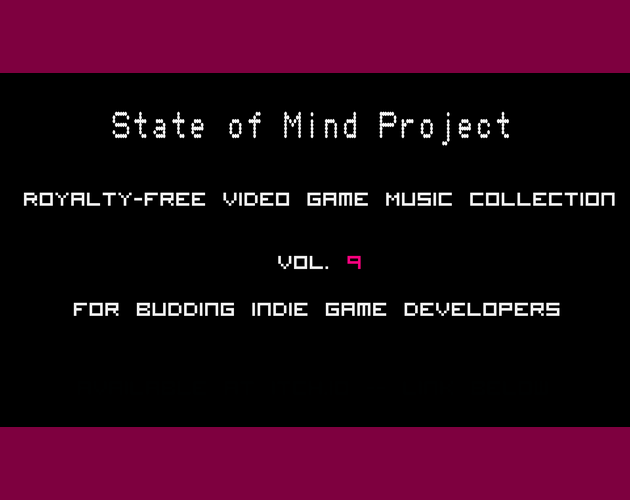 State of Mind - Royalty-Free Game Music Collection Vol. 9