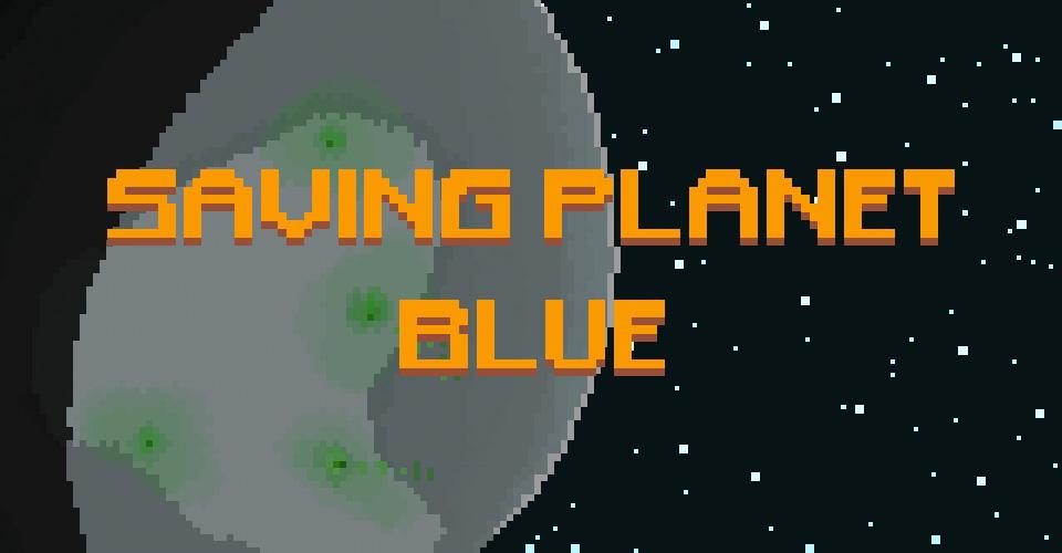 Saving Planet Blue