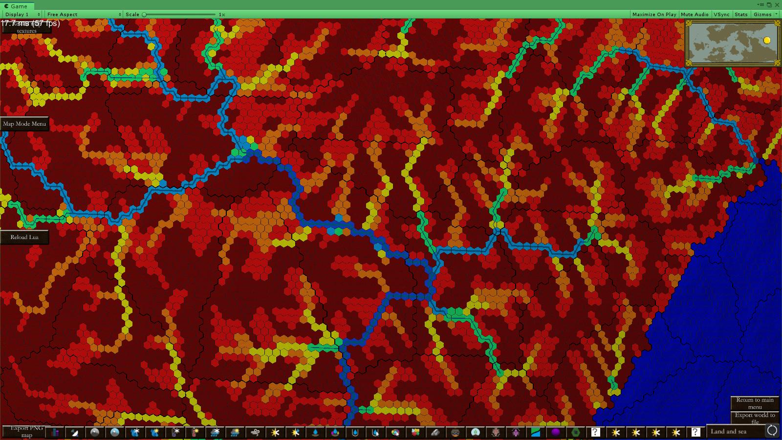 Watermovement Mapmode