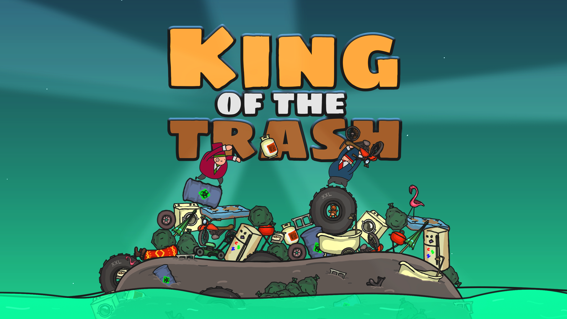 King of the Trash