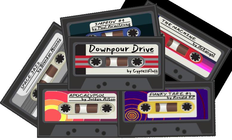 Downpour Drive (VR)