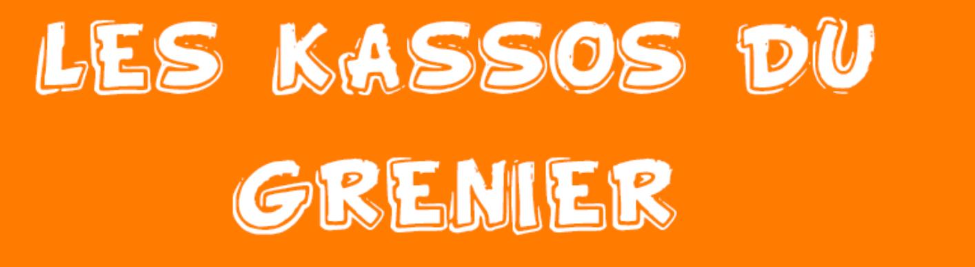 Les Kassos Du Grenier