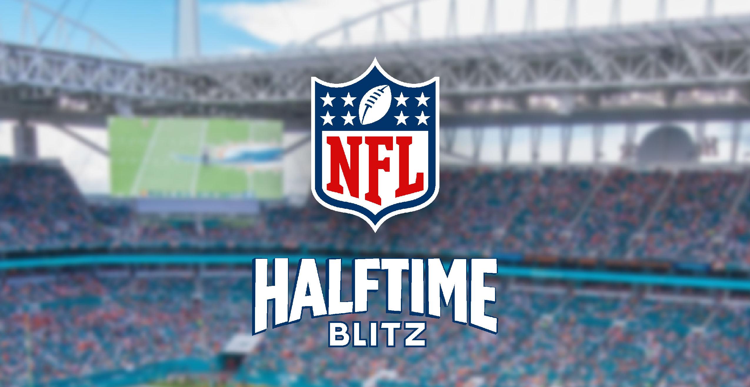 NFL Halftime Blitz