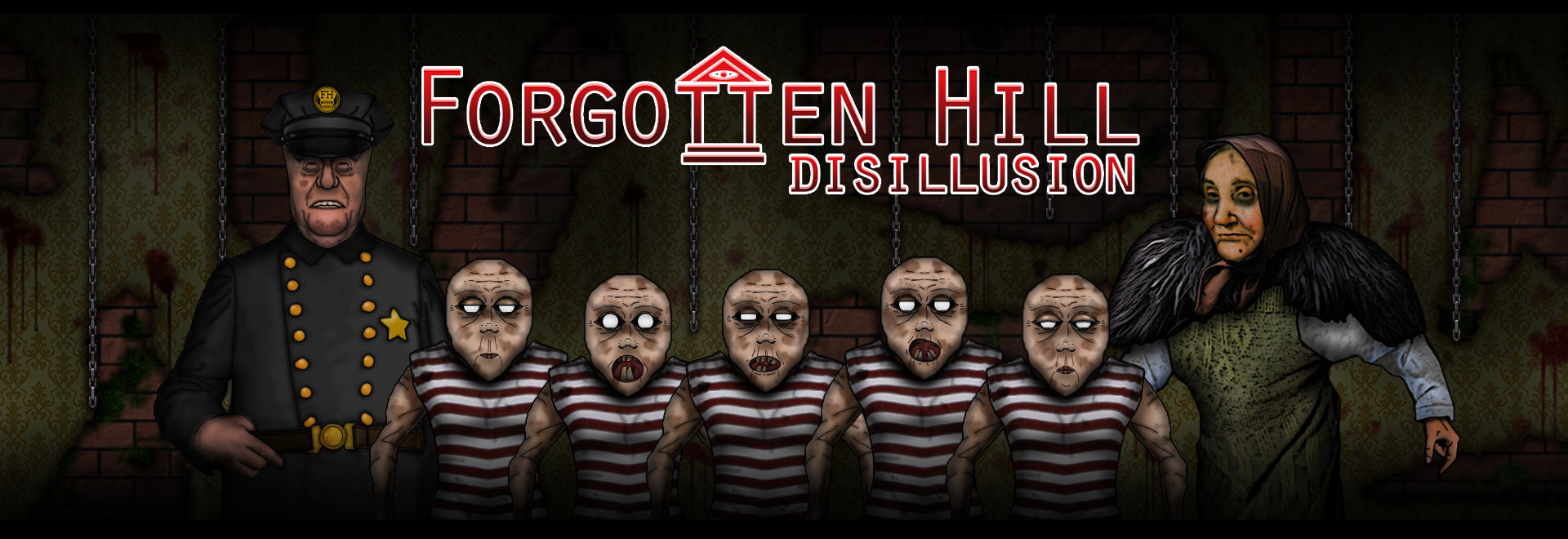 Forgotten Hill Disillusion Demo