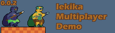 v0.0.2 - Iekika Multiplayer Demo