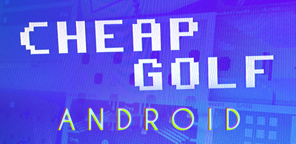 Cheap Golf - Android