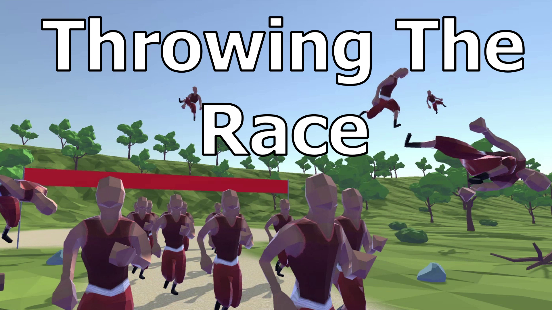 Throwing The Race