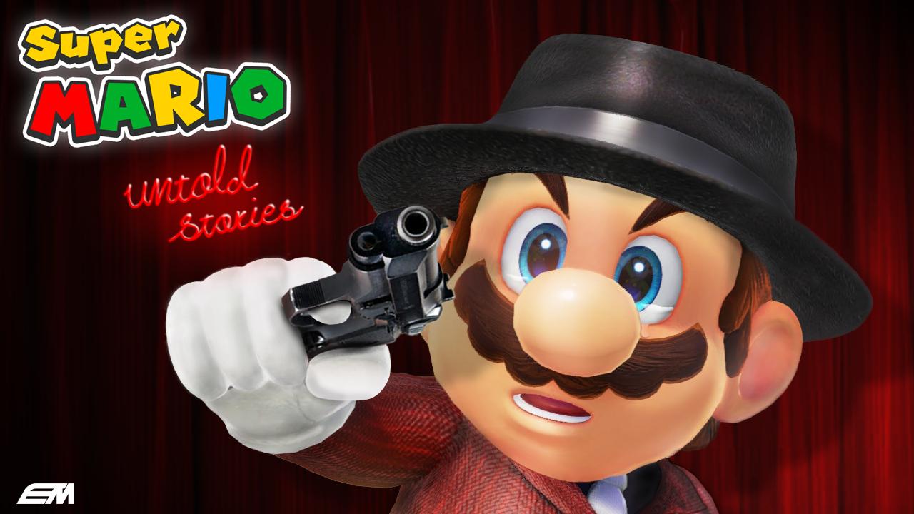Super Mario: Untold Stories