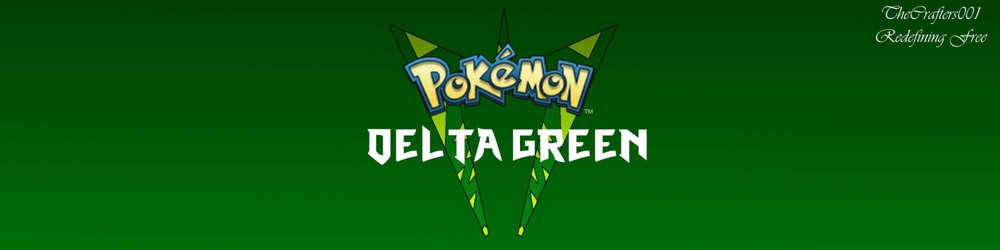 Pokémon Delta Green