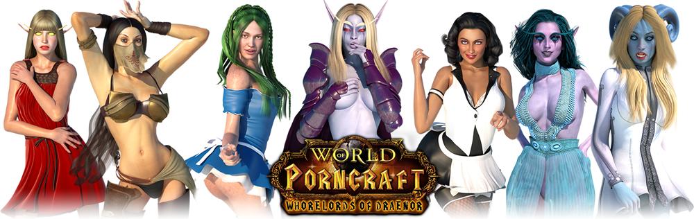 Whorelords of Draenor 2.4.6 Demo [Zuleyka Games]