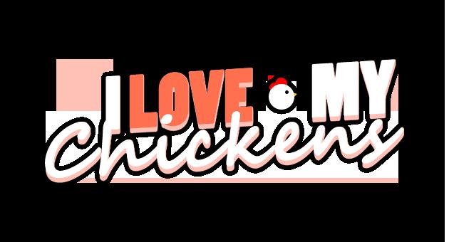 I love my chickens