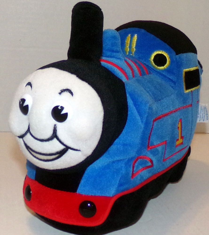 thomas the plushe engine and his EXTRA weird advendure DX 2020 XXL
