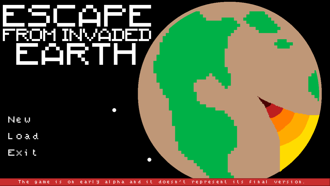 Escape From Invaded Earth