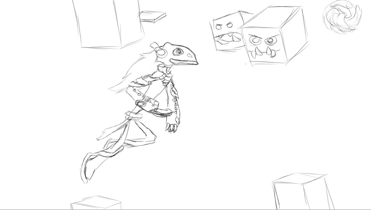 @v@t@r Sketch