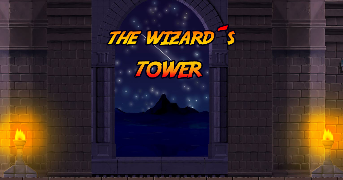 HQ Magical World, Night Forest and The Wizard's Tower