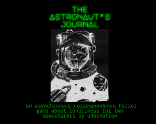 The Astronaut's Journal