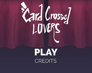 Card Crossed Lovers
