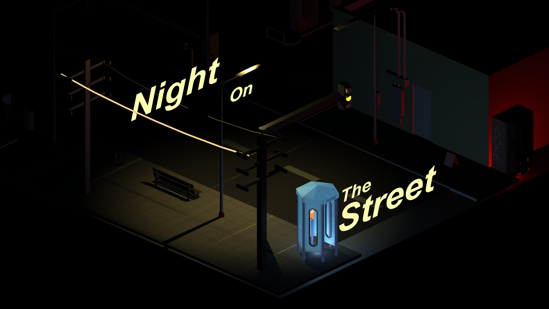 Night On The Street
