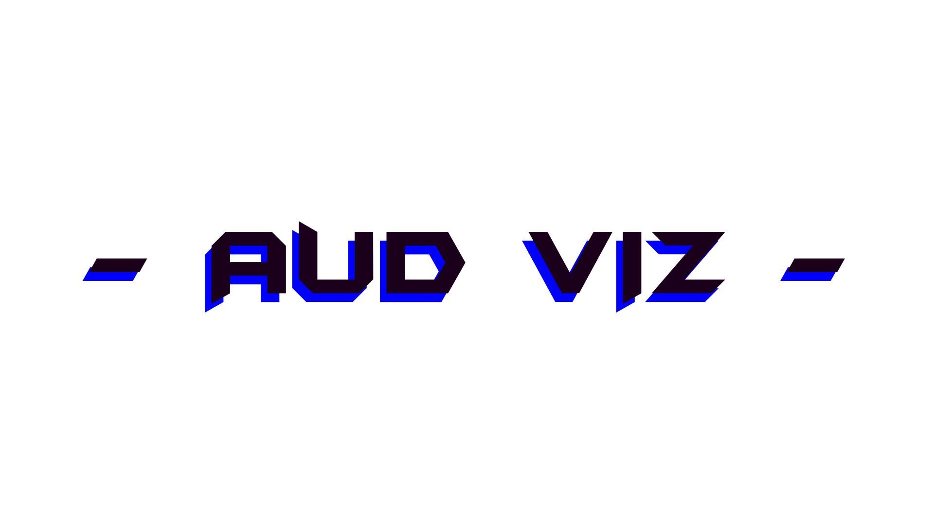AudViz