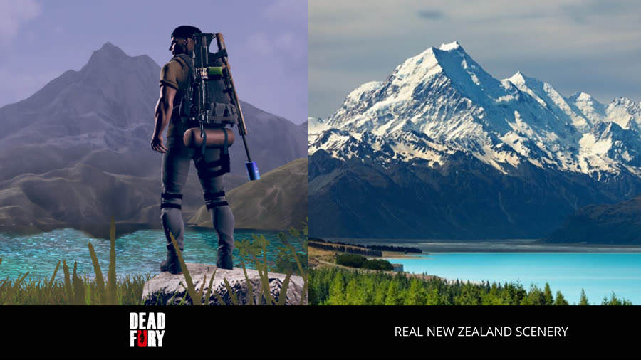 Dead fury Zombie Shooter Game New Zealand