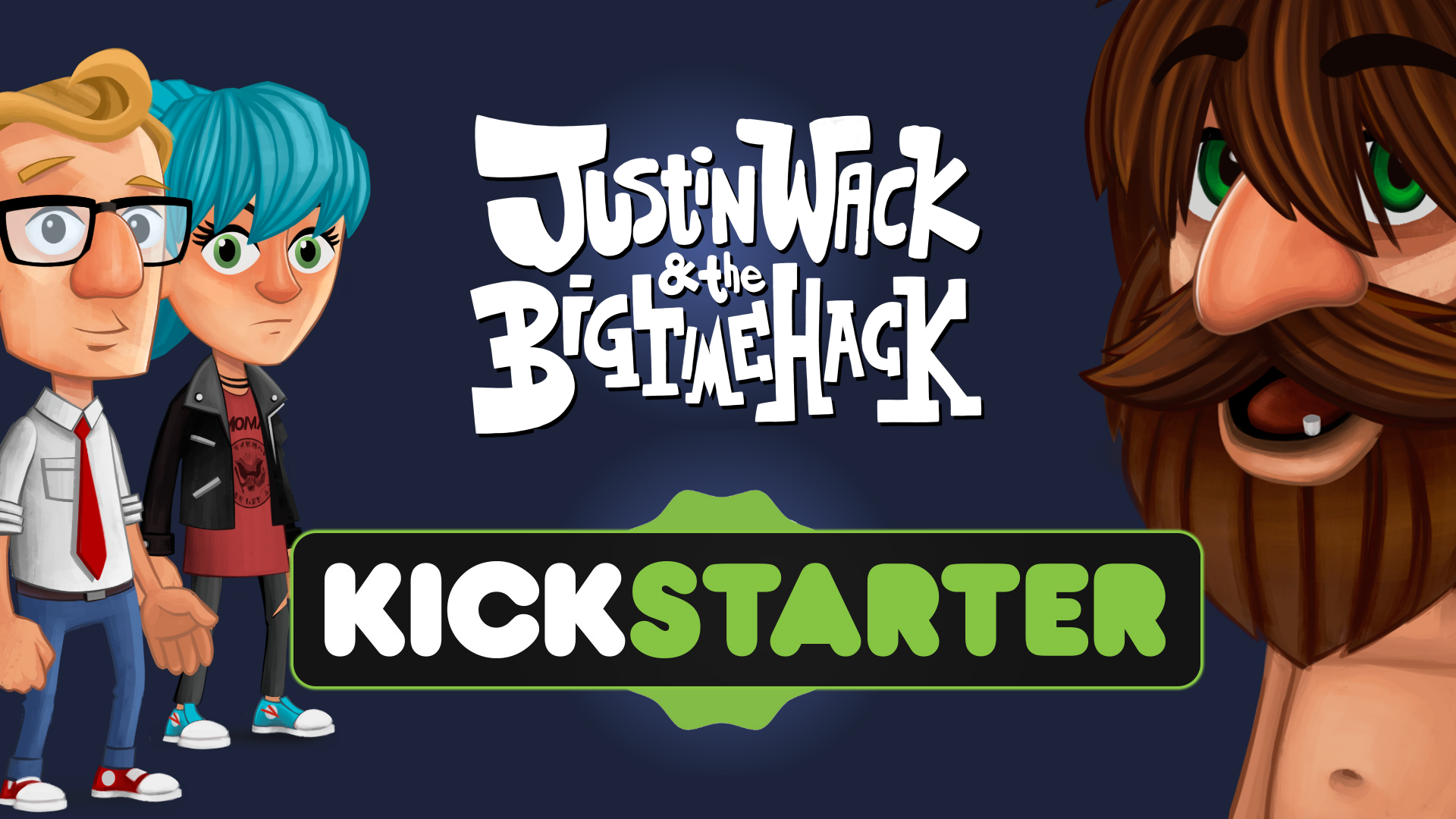 Justin Wack and the Big Time Hack (Demo)