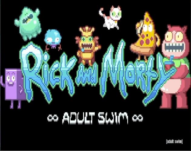 Rick&Morty Game
