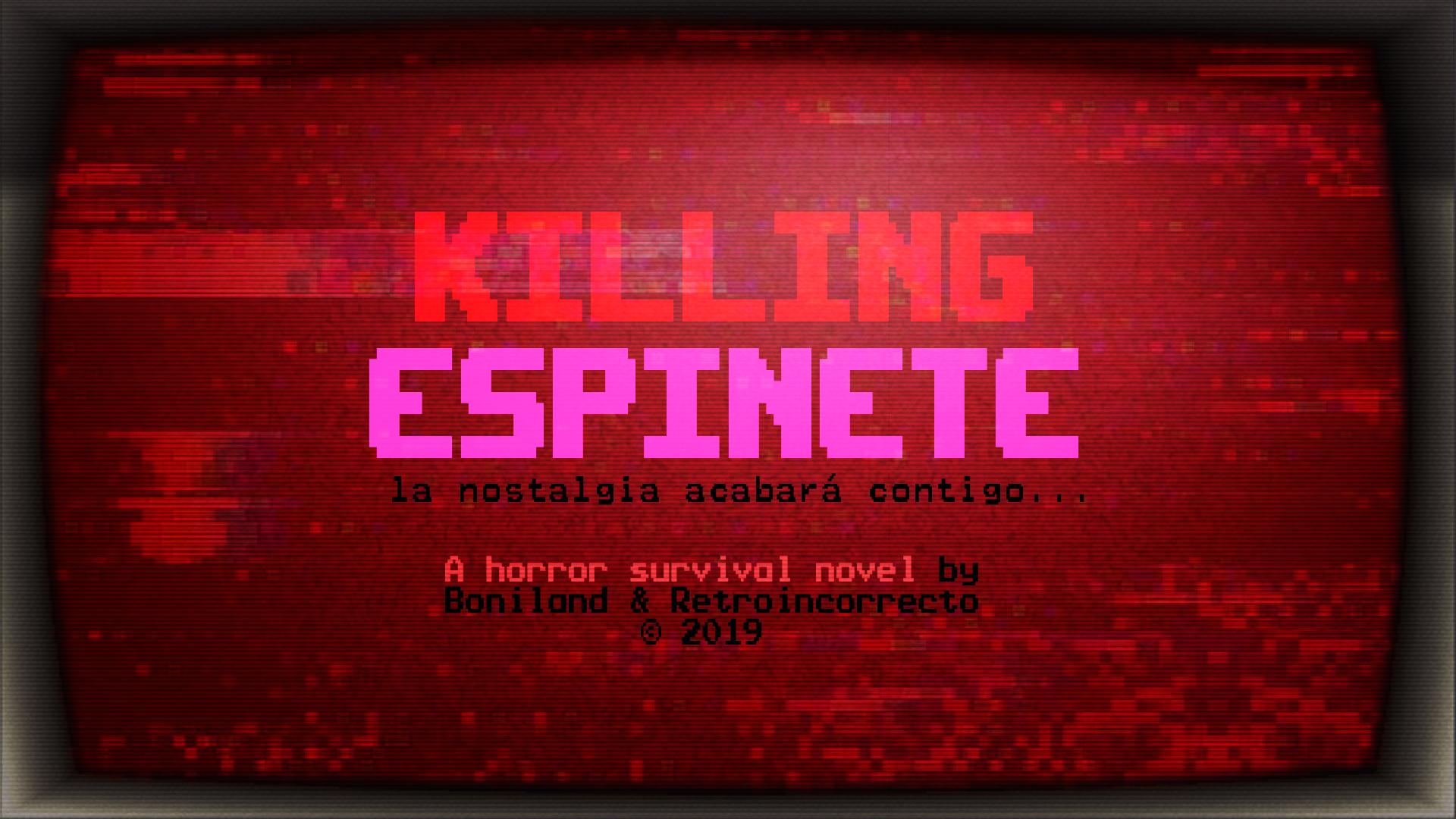 Killing Espinete