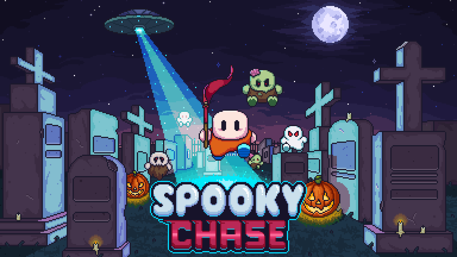 Spooky Chase Demo
