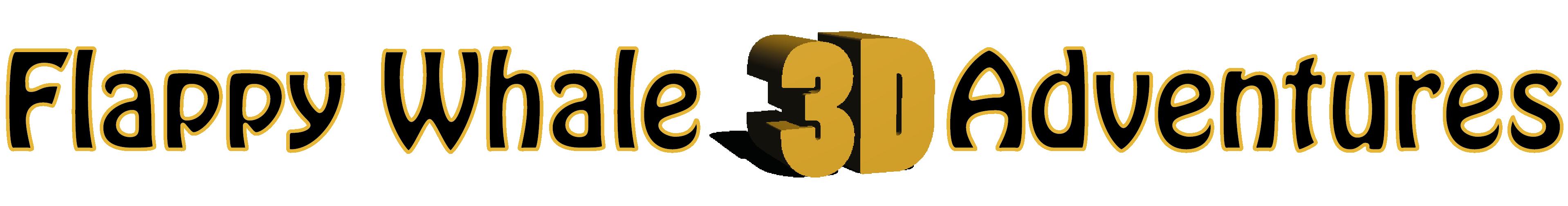 Flappy Whale 3D Adventures : Golden Eggs Quest