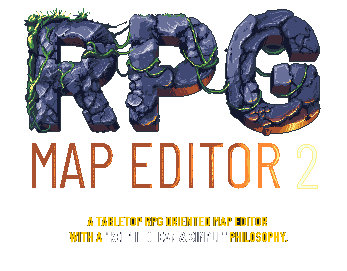 Tabletop RPG Map editor II