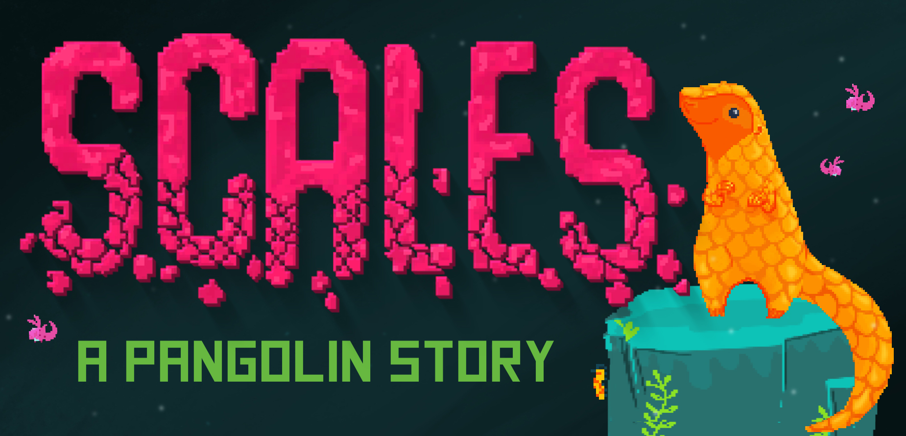 Scales: A Pangolin Story