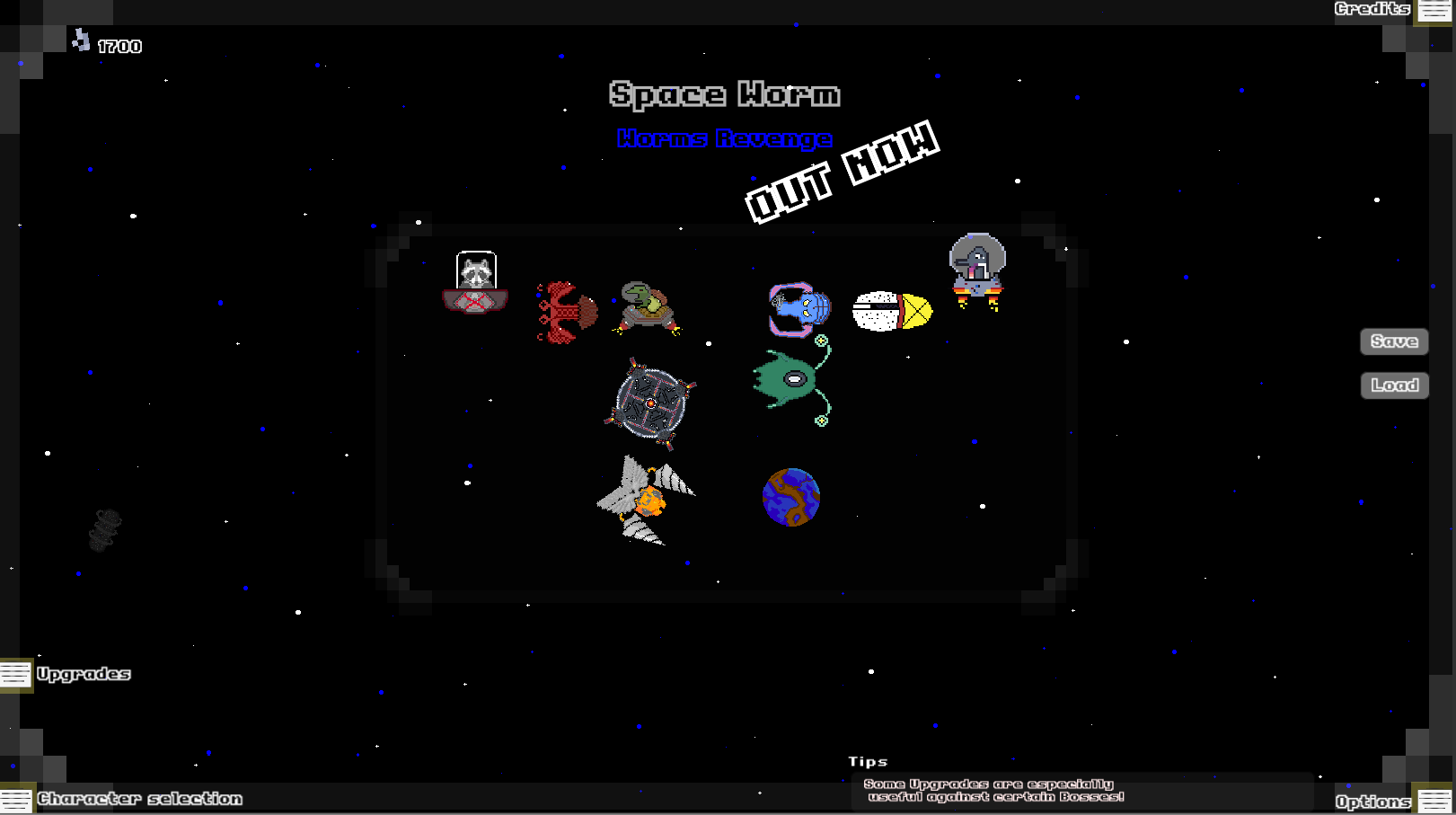 Space Worm
