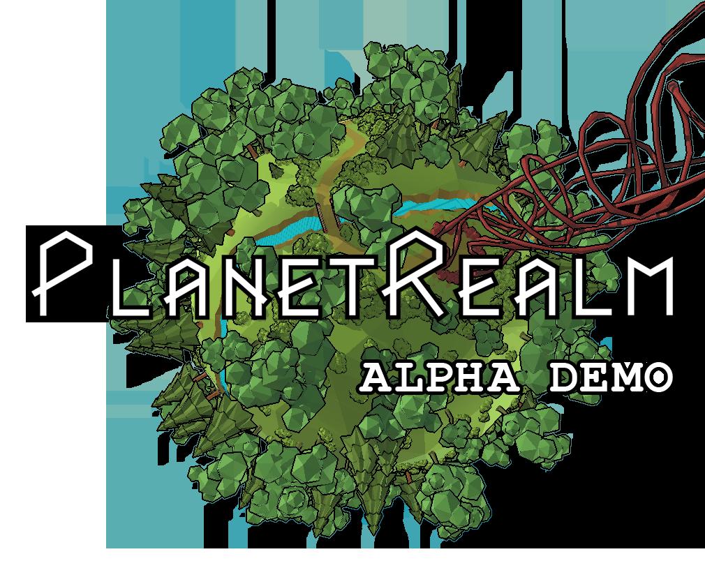 PlanetRealm - Alpha Demo