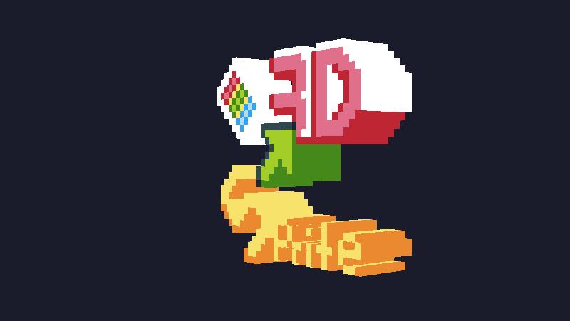 Sprite To 3D