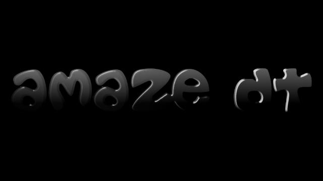 aMAZE Dark Times