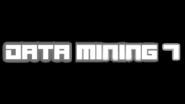 Data mining 7
