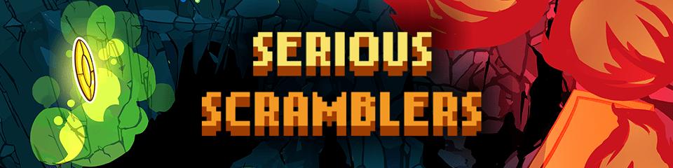 Serious Scramblers