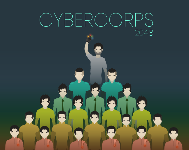 Cybercorps 2048