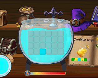 Epic potions: School of Alchemy