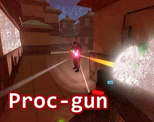 Proc-gun (prototype)