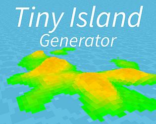 Tiny Island Generator