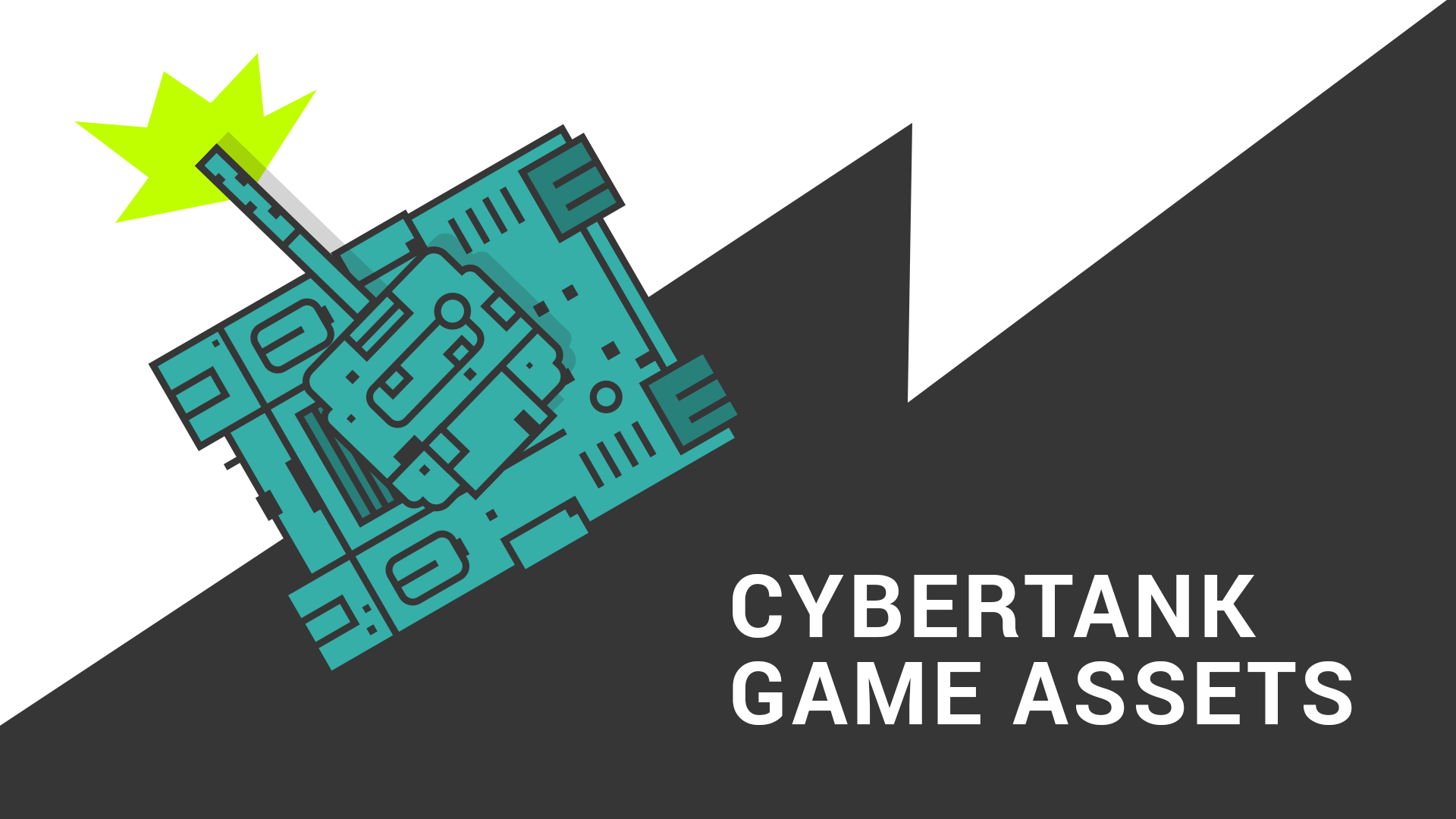 Cybertanks   Game Assets