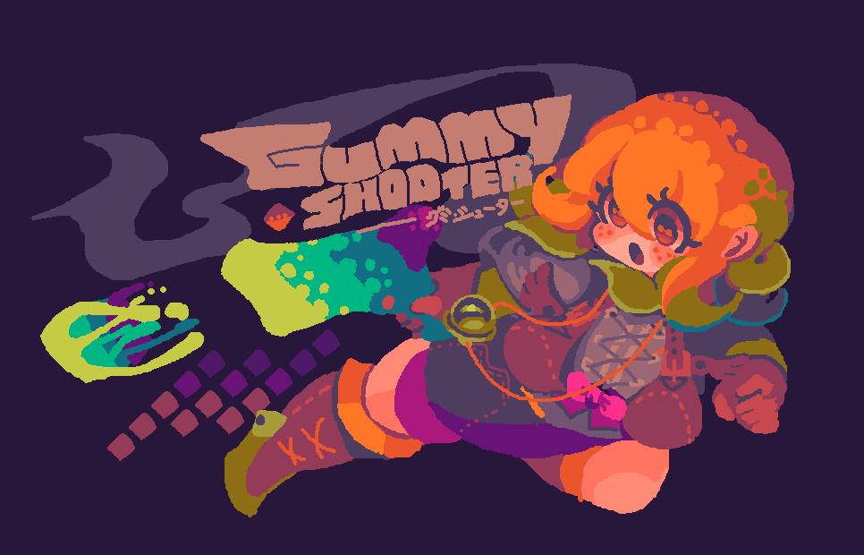 GummyShooter/グミシューター