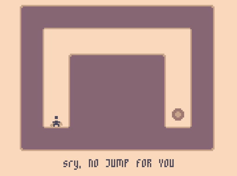 Sorry, No Jump For You