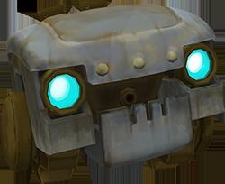 Your golem companion!