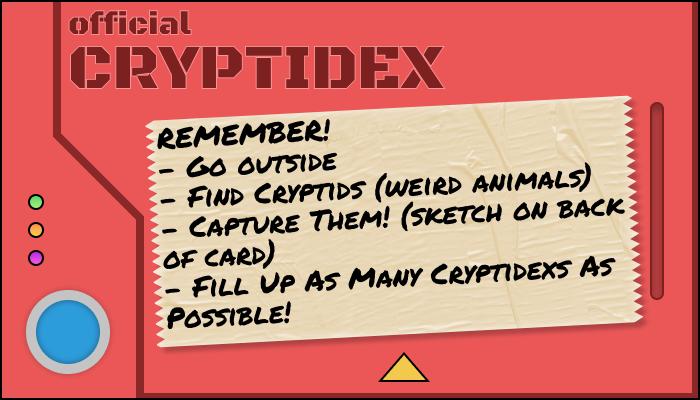 CRYPTIDEX 👽 ✍️