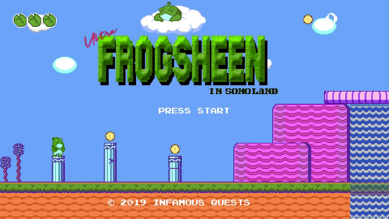 Ultra Frogsheen in Sonoland