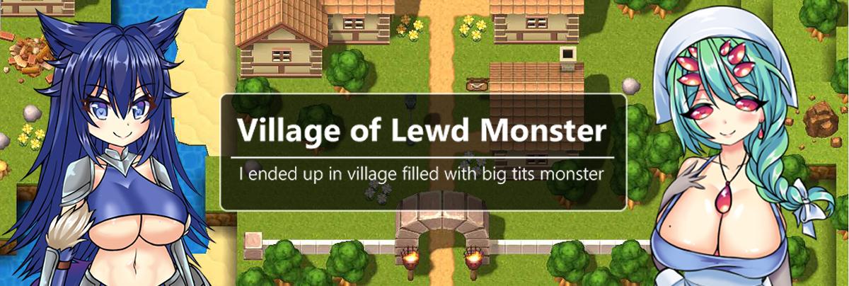 Village of lewd Monster (NSFW)