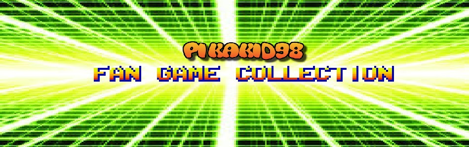Pikakid98 Fan Game Collection
