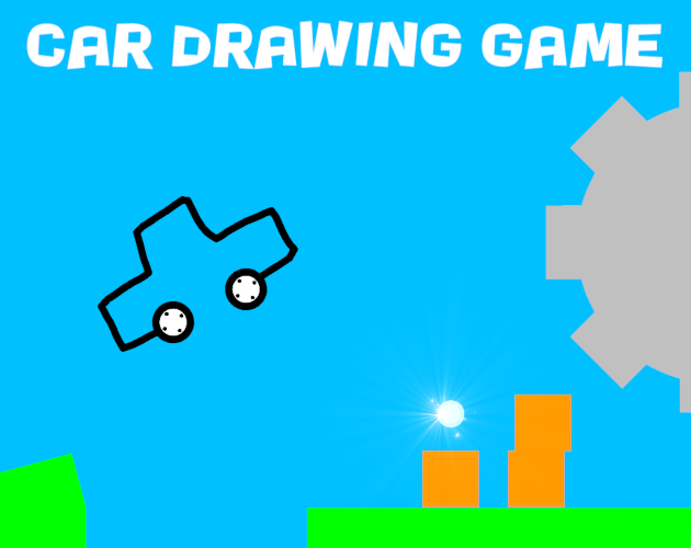 drawing game text Car Drawing Game By ModularMindset